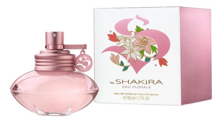 S by Shakira Eau Florale: туалетная вода 50мл shakira s