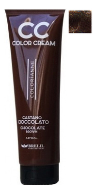 Колорирующий крем для волос CC Color Cream 150мл: Castano Choccolato недорого