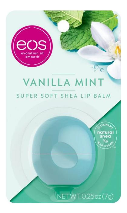 Бальзам для губ Vanilla Mint 7г