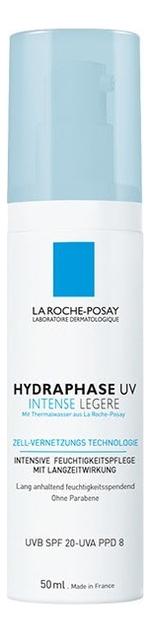 цена Увлажняющий крем для сухой кожи лица Hydraphase UV Intense Light SPF20 50мл онлайн в 2017 году