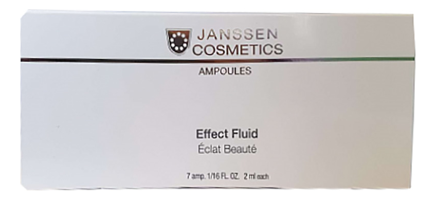 Антикуперозный ампульный концентрат для лица Ampoules Anti-Couperose: Концентрат 7*2мл janssen cosmetics skin excel glass ampoules