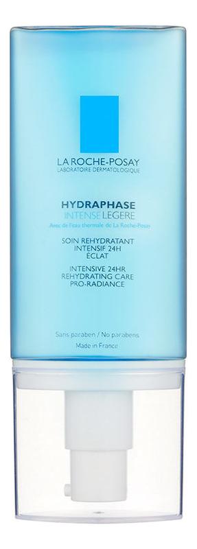 Увлажняющий крем для лица Hydraphase Intense Legere 50мл увлажняющий крем для сухой кожи лица hydraphase uv intense rich spf20 50мл