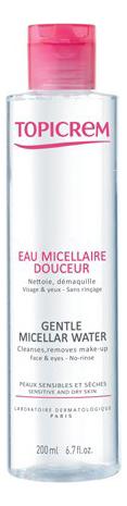 Мицеллярная вода для лица Eau Micellaire Douceur: Вода 200мл недорого