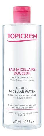 Мицеллярная вода для лица Eau Micellaire Douceur: Вода 400мл недорого