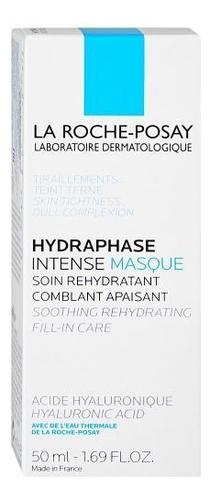 Увлажняющая маска для лица Hydraphase Intense Mask: Маска 50мл интенсивно увлажняющая успокаивающая маска la roche posay hydraphase intense masque 50 мл