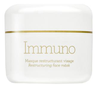 Купить Крем-маска для лица Immuno Masque Restructurant Visage: Крем-маска 50мл, Gernetic