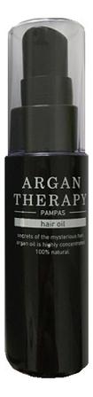 Купить Аргановое масло для волос Argan Therapy Hair Oil 40мл, Pampas