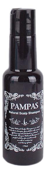 Шампунь от выпадения волос Natural Scalp Shampoo: Шампунь 170мл ducray неоптид лосьон от выпадения волос для мужчин 100 мл