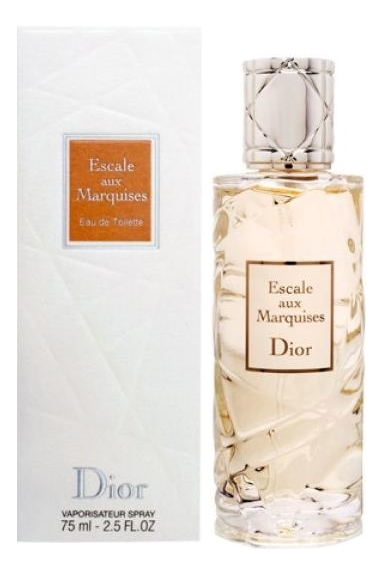 Купить Escale Aux Marquises: туалетная вода 75мл, Christian Dior