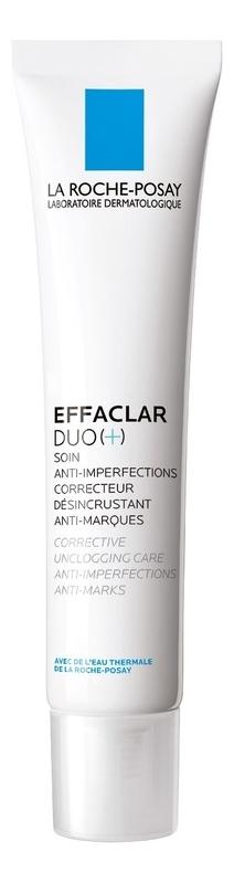 Корректирующий крем-гель для проблемной кожи лица Effaclar Duo (+) 40мл effaclar h крем