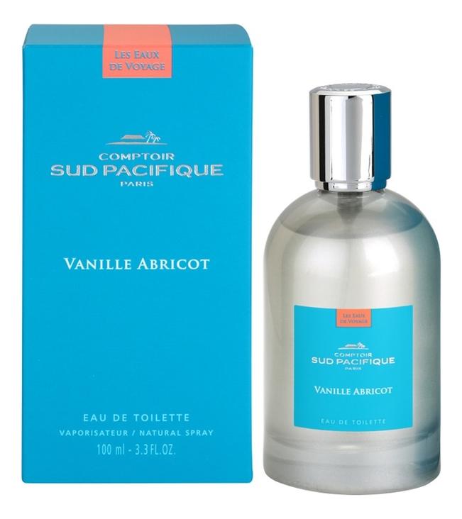 Купить Vanille Abricot: туалетная вода 100мл, Comptoir Sud Pacifique