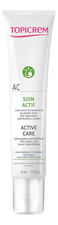 TOPICREM Эмульсия для лица AC Soin Actif Active Care 40мл