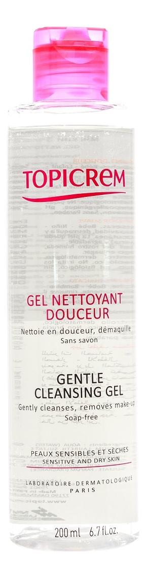 Универсальный гель Gel Nettoyant Douceur: Гель 200мл