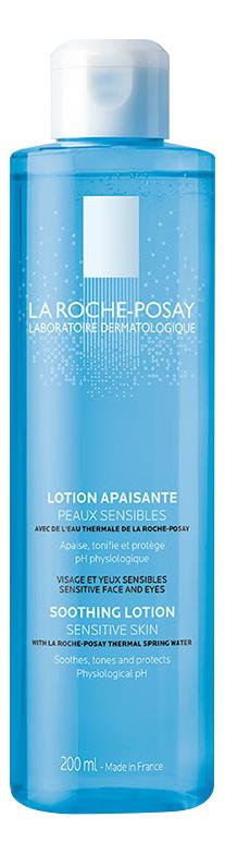 Купить Успокаивающий тоник для лица Lotion Apaisante Physiologique 200мл, LA ROCHE-POSAY