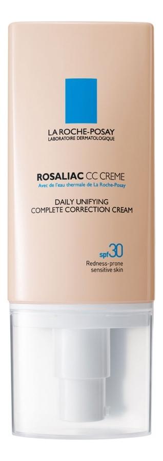 Корректирующий крем для лица Rosaliac CC Cream SPF30 50мл