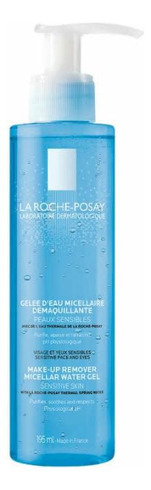Мицеллярный гель для снятия макияжа Make-Up Remover Micellar Water Gel 195мл