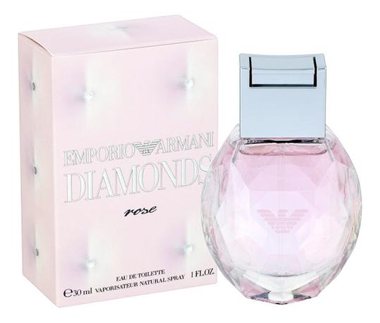 Emporio Diamonds Rose: туалетная вода 30мл giorgio armani rose milano туалетная вода