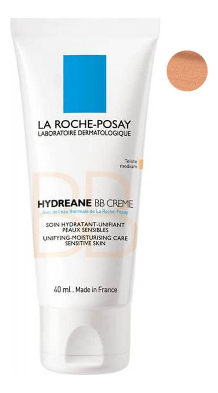 BB крем для чувствительной кожи лица Hydreane BB Cream 40мл: Натурально-бежевый hydreane bb крем