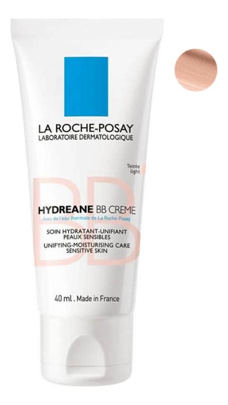BB крем для чувствительной кожи лица Hydreane BB Cream 40мл: Светлый hydreane bb крем