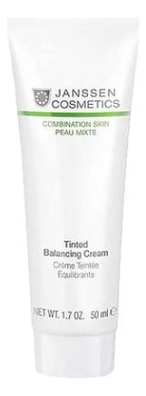 Балансирующий крем для лица с тонирующим эффектом Combination Skin Peau Mixte Tinted 50мл крем с тонирующим эффектом эйвон
