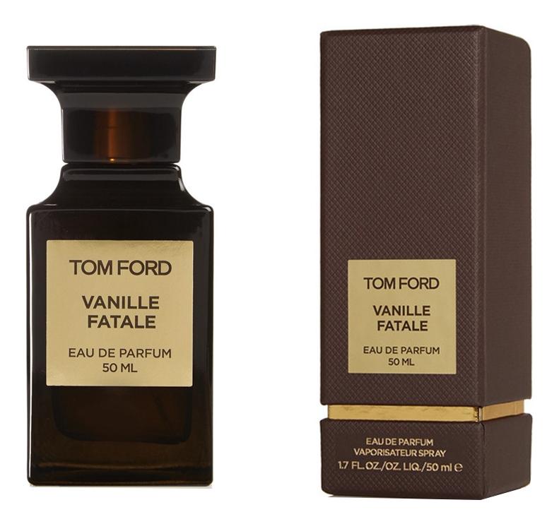 Купить Vanille Fatale: парфюмерная вода 50мл, Tom Ford