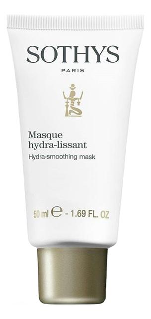 Ультраувлажняющая маска для лица Masque Hydra-Lissant: Маска 50мл, Sothys  - Купить