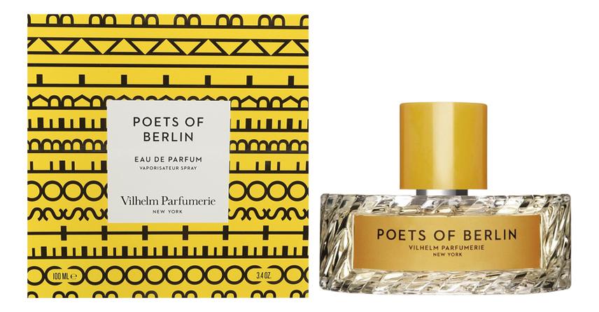 Купить Vilhelm Parfumerie Poets Of Berlin: парфюмерная вода 100мл