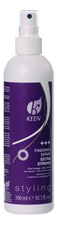 KEEN Финишный спрей для волос Styling Finishing Spray Extra Strong 300мл