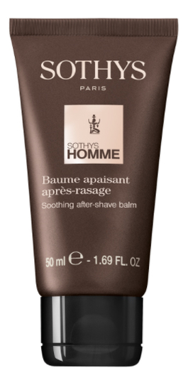 Успокаивающий бальзам после бритья Homme Baume Apaisant Apres-Rasage: Бальзам 50мл успокаивающий бальзам после бритья 75 мл payot homme