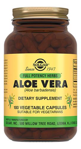 натуральный соевый лецитин 100 капсул solgar специальные добавки Биодобавка Алоэ Вера Aloe Vera 100 капсул