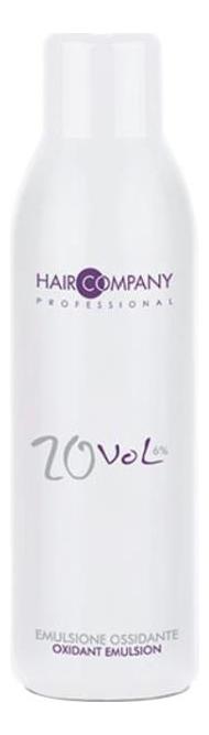 Окисляющая эмульсия для волос Hair Light Oxidizing Emulsion 150мл: Эмульсия 6%