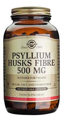 Биодобавка Псиллиум Psyllium Husks Fiber 200 капсул