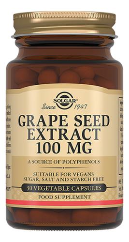Биодобавка Экстракт виноградных косточек Grape Seed Exstract 30 капсул