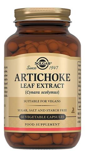 Биодобавка Экстракт из листьев артишока Artichoke Leaf Exstract 60 капсул