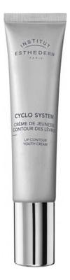 цена на Крем для губ Cyclo System Lip Contour Youth Cream 15мл