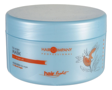 Hair Company Маска для волос с экстрактом масла арганы Hair Light Bio Argan Mask 500мл