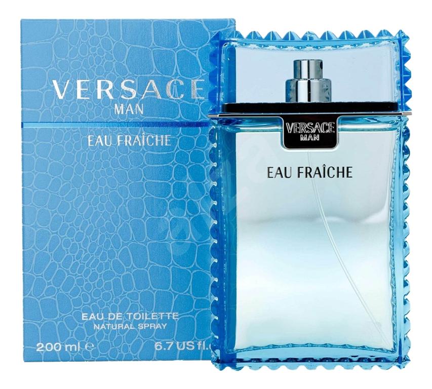 Versace Eau Fraiche Man: туалетная вода 200мл versace eau fraiche туалетная вода 30 мл
