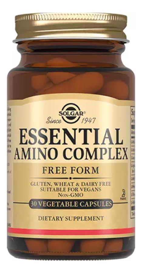 Комплекс основных аминокислот Essential Amino Complex 30 капсул