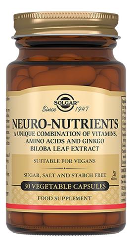 Биодобавка Неронутриентс Neuro-Nutrients 30 капсул