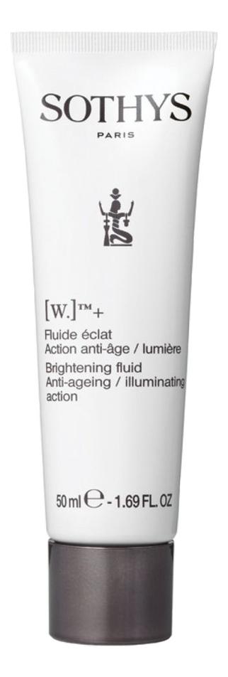 Осветляющая сыворотка для лица и шеи W.+ Fluide Eclat 50мл
