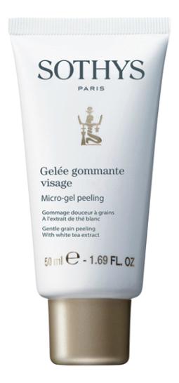 Гель-скраб для лица Gelee Gommante Visage 50мл гель скраб для лица gel exfoliant doux visage 75мл