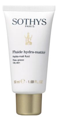 Купить Флюид для лица Fluide Hydra-Matite: Флюид 50мл, Sothys