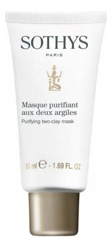Купить Маска для лица Masque Absorbant: Маска 50мл, Sothys