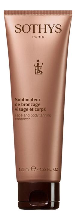 Купить Эмульсия-активатор загара для лица и тела Sublimateur De Bronzage Visage Et Corps 125мл, Sothys