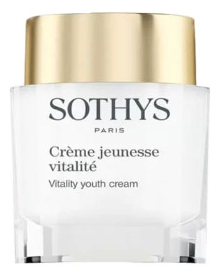 Купить Крем для лица Creme Jeunesse Vitalite: Крем 50мл, Sothys