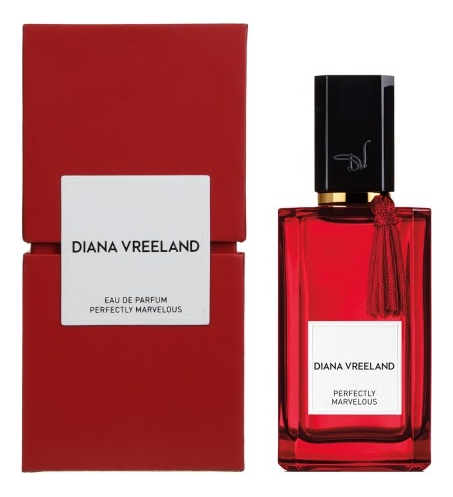 Diana Vreeland Perfectly Marvelous : парфюмерная вода 100мл diana ross dimond diana парфюмерная вода 100мл