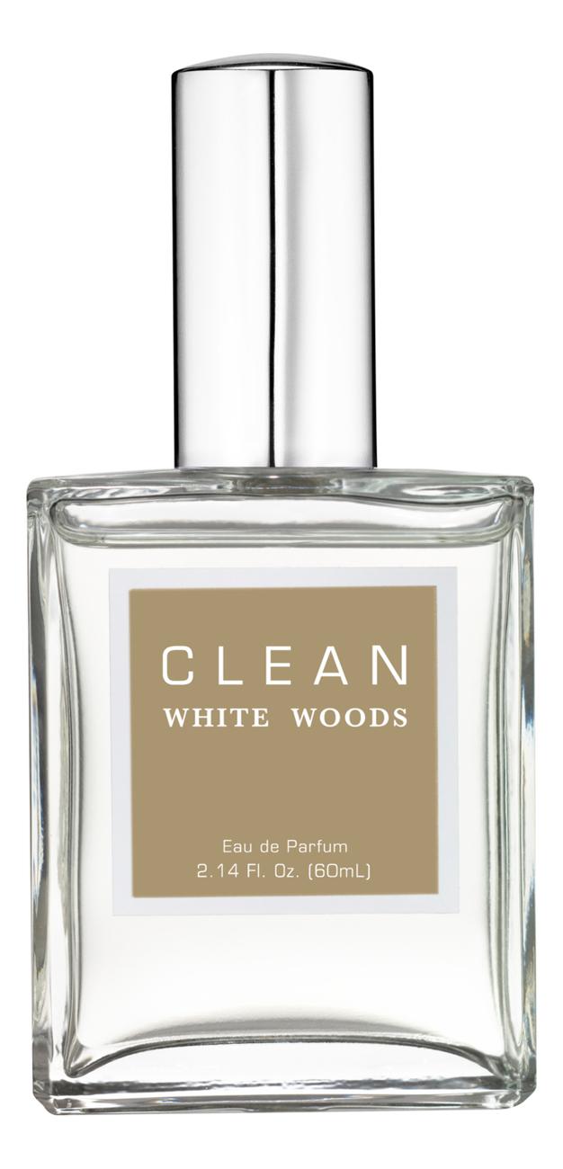 Clean White Woods: парфюмерная вода 60мл тестер clean rain парфюмерная вода 60мл тестер