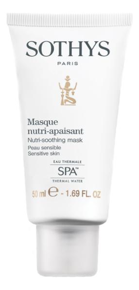 Маска для лица Masque Nutri-Apaisant: Маска 50мл успокаивающий концентрат для лица xeracalm a d concentre apaisant 50мл