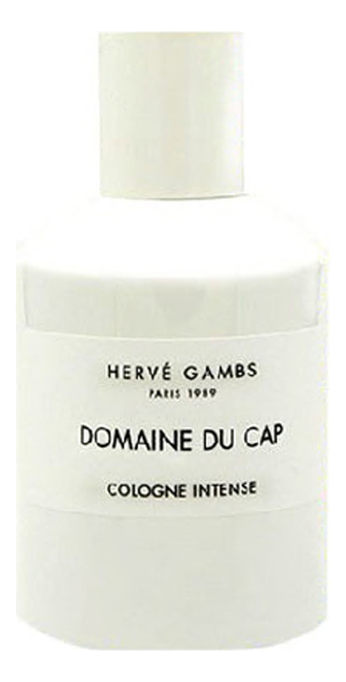 цена Herve Gambs Paris Domaine Du Cap: одеколон 100мл тестер онлайн в 2017 году