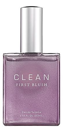 Clean First Blush: туалетная вода 60мл тестер clean rain парфюмерная вода 60мл тестер